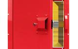 ROTATABLE DOOR / LID