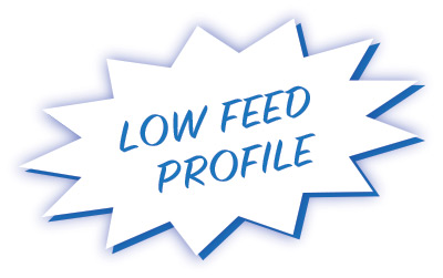 Low Feed Profile
